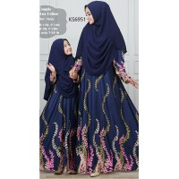 Baju Muslim Couple KS6951
