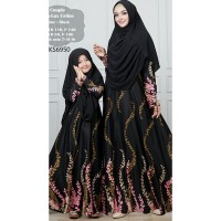 Baju Muslim Couple KS6950