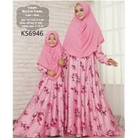 Baju Muslim Couple KS6946