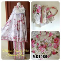 Mukena Katun Bali MK1080