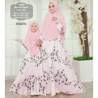 Baju Muslim Couple KS6874
