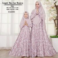 Baju Muslim Couple KS6999