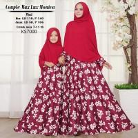 Baju Muslim Couple KS7000