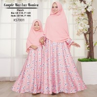 Baju Muslim Couple KS7001