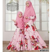 Baju Muslim Couple KS6555