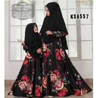 Baju Muslim Couple KS6557