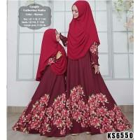 Baju Muslim Couple KS6550