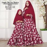Baju Muslim Couple KS7002