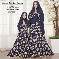 Baju Muslim Couple KS7003