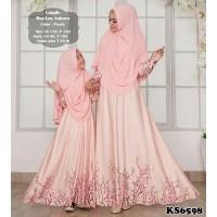 Baju Muslim Couple KS6598