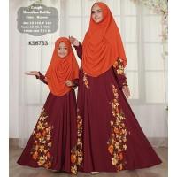 Baju Muslim Couple KS6733