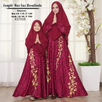 Baju Muslim Couple KS7038