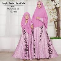 Baju Muslim Couple KS7039
