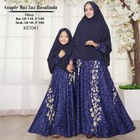 Baju Muslim Couple KS7041