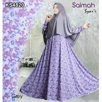 Baju Muslim KS4820