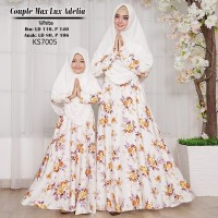 Baju Muslim Couple KS7005