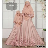 Baju Muslim Couple KS6596