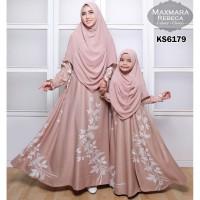 Baju Muslim Couple KS6179
