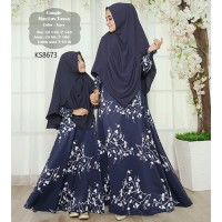 Baju Muslim Couple KS6873