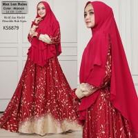 Baju Muslim KS6879