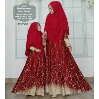 Baju Muslim Couple KS6583