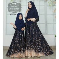 Baju Muslim Couple KS6584