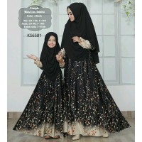 Baju Muslim Couple KS6581