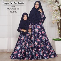 Baju Muslim Couple KS7006