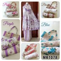 Mukena Katun Bali MK1078