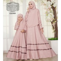 Baju Muslim Couple KS6989