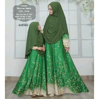 Baju Muslim Couple KS6582