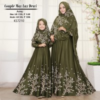 Baju Muslim Couple KS7210