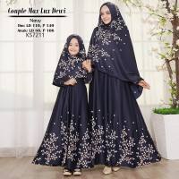 Baju Muslim Couple KS7211