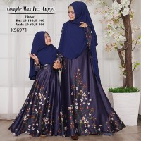 Baju Muslim Couple KS6971
