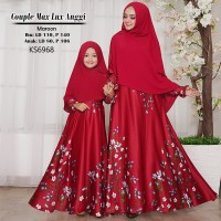 Baju Muslim Couple KS6968