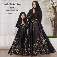 Baju Muslim Couple KS6970