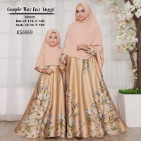 Baju Muslim Couple KS6969