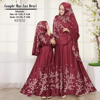 Baju Muslim Couple KS7212