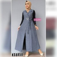 Busana Muslimah KS6858