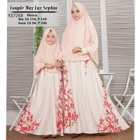 Baju Muslim Couple KS7268