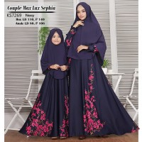 Baju Muslim Couple KS7269