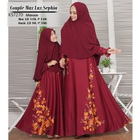 Baju Muslim Couple KS7270