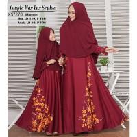 Baju Muslim Couple KS7270