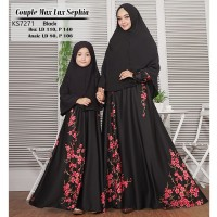 Baju Muslim Couple KS7271