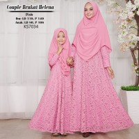 Baju Muslim Couple KS7034
