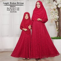 Baju Muslim Couple KS7036