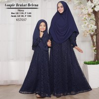 Baju Muslim Couple KS7037