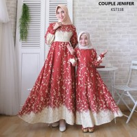 Baju Muslim Couple KS7338