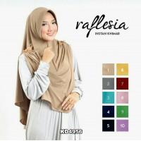 Hijab Instant Khimar Raflesia KD4956