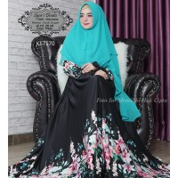 Baju Muslim KS7570